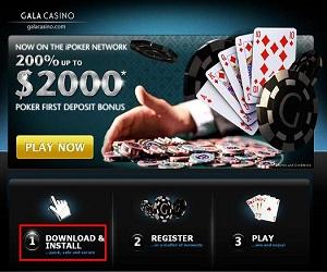 Gala Poker Home
