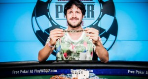 Alex Komaromi of Uruguay wins €2,200 Mixed Event at WSOP Europe