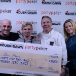 Benjamin Preece wins £35,000 at Inaugural Grand Prix Poker Tour