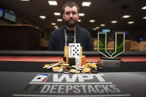 Daniel Schreiber wins WPTDeepStacks