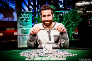 "JONATHAN DUHAMEL wins the Third Bracelet at WSOP Europe ""High Roller"""