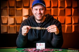 KEVIN MACPHEE earned €883,000 by winning WSOP Europe Main Event