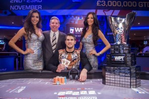 WPT UK Poker Festival for 2015 would kick started at Dusk Till Dawn