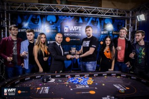 WPT Georgia Goes to Valentin Smilenko