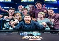$100K Challenge of 2016 Aussie Million