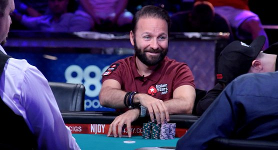Daniel Negreanu is at the top of canadian all time money list
