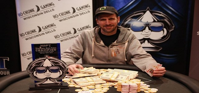 Andy Rubinberg wins $120,808 at Wisconsin poker championship