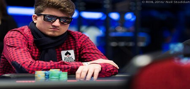 Dzmitry Urbanovich leaded Day 5 of EPT#12 Main event