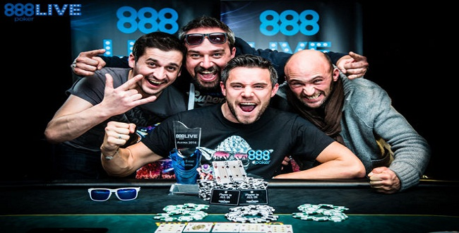 Eliot Hirn Wins first 888live Austria Main event 2016