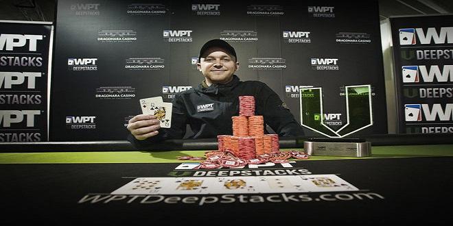 Ian Otobo Wins WPTDeepStacks Malta