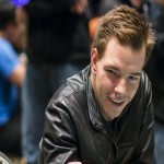 Kane Kalas leading final 34 at wpt borgata