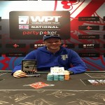 Lubys Zanas Wins WPT National London