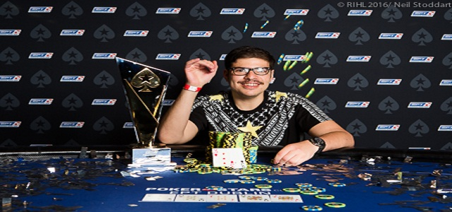 Mustapha_Kanit wins EPT#12 Dublin €25,750 High Roller