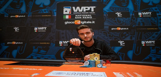 WPT National winner