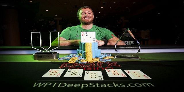 Brent Roberts wins WPTDeepStacks for $202,944