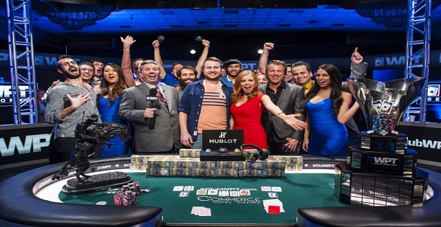 Dietrich Fast wins WPT L.A Poker Classic 2016