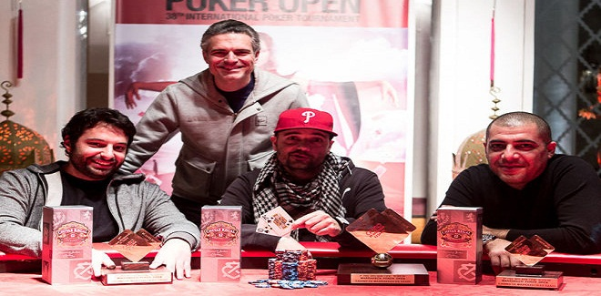 Henrique Pinho Wins 2016 Marrakech Poker Open