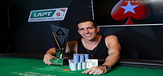 Rodrigo Strong Wins LAPT9
