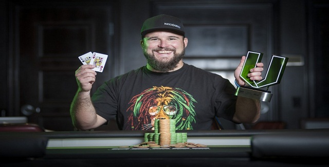 Sean Drake Wins WPTDeepStacks Reno