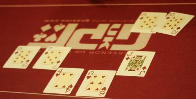 2016 Uk student poker