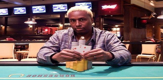Maurice Hawkins wins another ring at harrah's