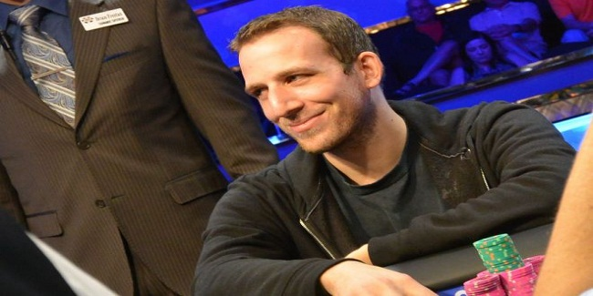 Benny Glaser of United Kingdom wins Event#32 of WSOP