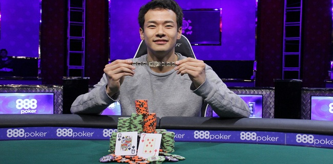 Calvin Lee wins Event#21 of WSOP for $531,577