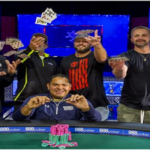 Rafael Lebron Wins $3,000 buy in six handed Limit Hold'em of WSOP