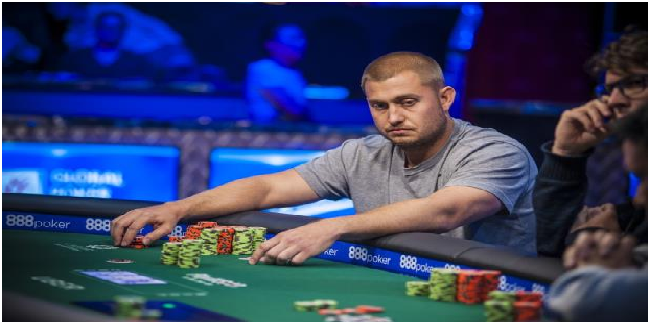 Corey Thompson Wins $1K Turbo No Limit or Even#58 of WSOP 2016