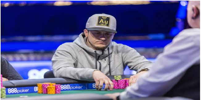 David Prociak Wins $1,500 buy in Seven Card Stud high Low