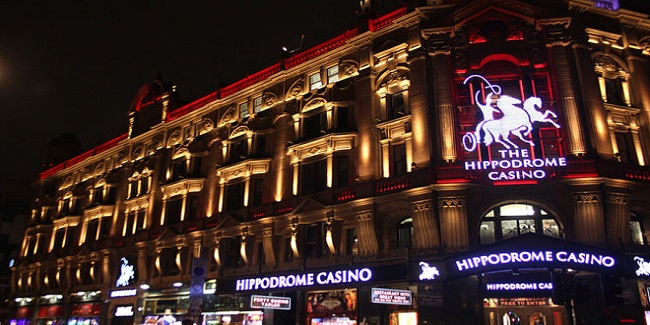 Hippodrome Casino Join hands with Neteller