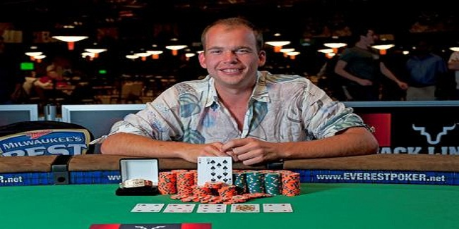 "James ""Flushy"" Demspey wins Grand prix Poker for $40,000"