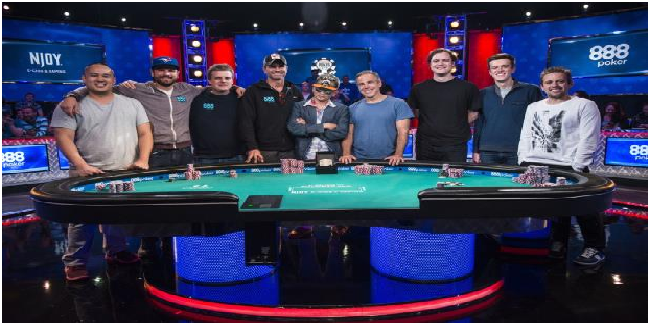 Meet the 'November Niner' of 47th Annual WSOP