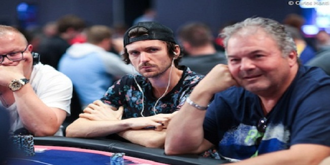A Brazilian João Mathias joaoMathias Baumgarten wins Super Tuesday for $66K