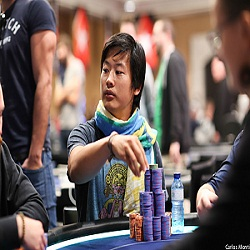 David Yan, EPT13 High Roller Runner