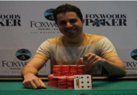 Julian Sacks Wins the Main event of WSOP circuit at Foxwood Casino