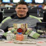 Nathan Hall wins World poker tour national Montreal for C$80,000