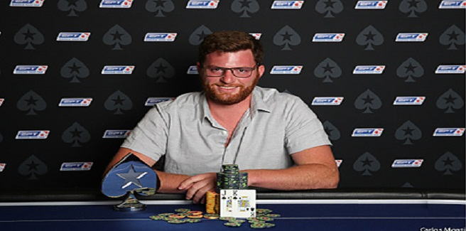 Nick Petrangelo Wins Event#7 for €413,000 at EPT#13 Barcelona