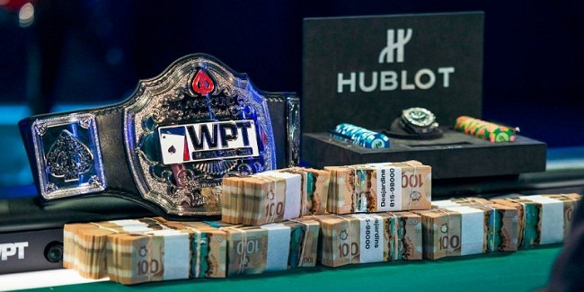 WPT National Montreal to be started from August 19