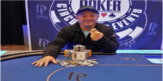 Chris Savage wins WSOP IP Biloxi Main Event for $126,059