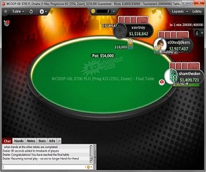 UK's shamthedon wins Event#8 of WCOOP 2016