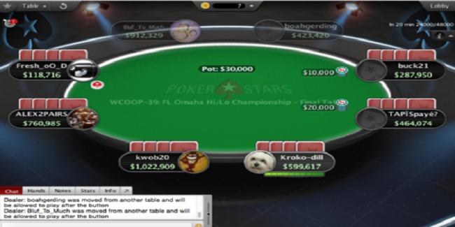 "WCOOP 16: Andrey ""Kroko-dill"" Zaichenko wins Eveent#39 for $44,499"