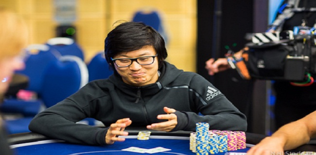 David Yan of New Zealand leads final six in €25K High Roller of EPT13 Malta