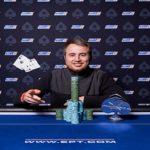 German Dietrich Fast wins €10k NL Hold'em of EPT13 Malta for €174,600