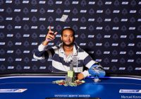 Ismael Bojang of Austria wins IPT8 Malta Main Event for € 101,940