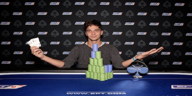 Polish Jakab Michalak wins €10K Single Re-entry for 178,403 at EPT13 Malta