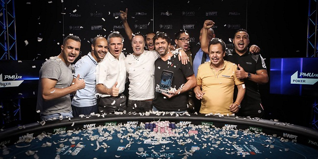 Rachid Rami wins WPT National Marrakech for $97,600