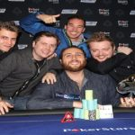 Ted Jackson-Spivack of United Kingdom wins UKIPT#6 Birmingham for £35,000