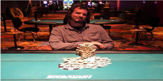 Michael Pearson wins Harveys Lake Tahoe Main Event for $153,191