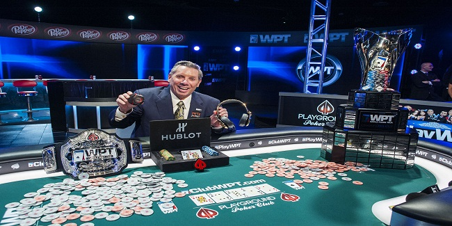 Mike Sexton Wins world poker tour Montreal Main event for $317,896